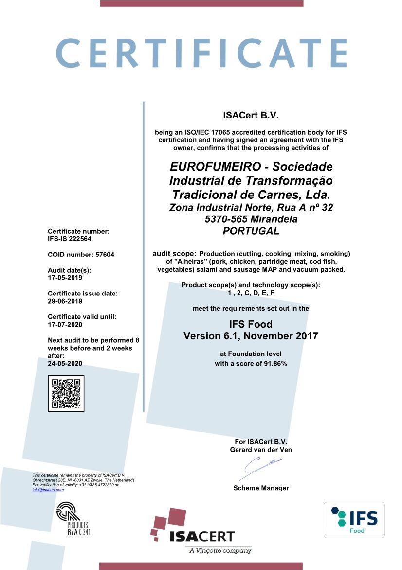 Eurofumeiro 2017